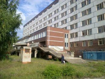 Больница в октябрьском оренбургской области